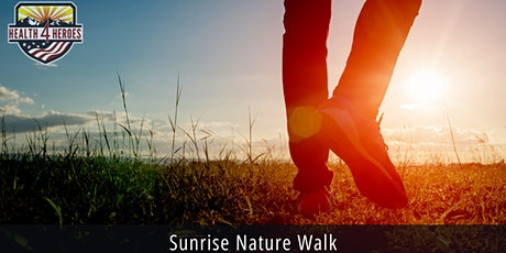 Sunrise Nature Walk tickets