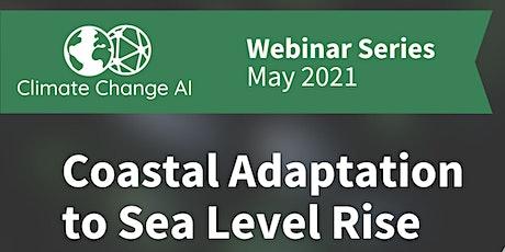 Webinar: Coastal Adaptation to Sea Level Rise tickets