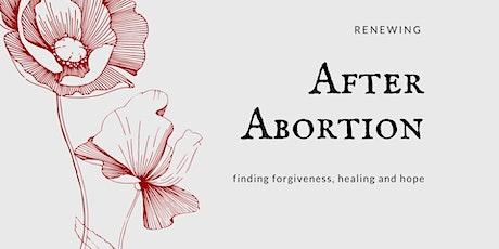 Post Abortion Stress Syndrome Informational biglietti
