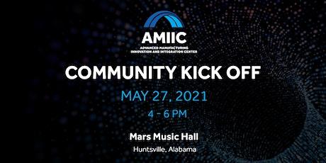 AMIIC Community Kick Off tickets