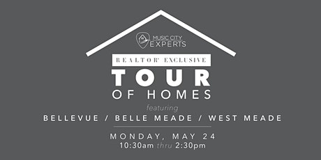 MCE REALTOR® Tour of Homes - May 2021 tickets