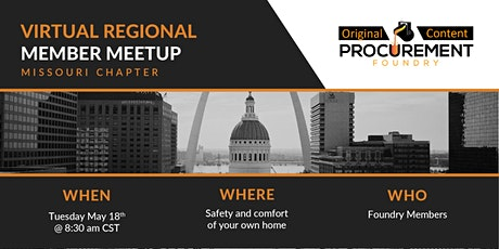 Virtual Member Meetup Missouri Chapter tickets