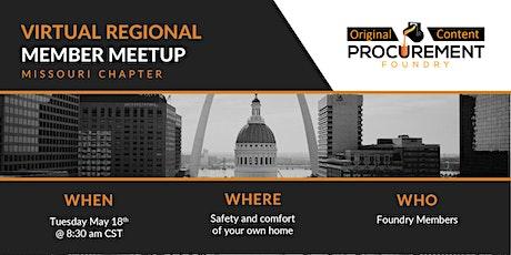 Virtual Member Meetup Missouri Chapter tickets