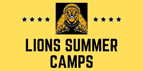 Basketball  Youth Camp 2 -  Aug.23-27  (Boys & Girls -12-15yrs) 1:30-4:30pm tickets