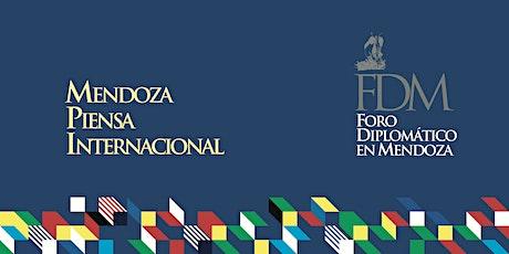 "FDM- Ciclo 2021 ""POST PANDEMIA y PYMES"" (virtual) charla 05 entradas"