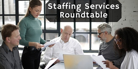Staffing Services Roundtable tickets