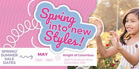 Kid's Closet Connection - CoMO Spring 2021 Presale tickets