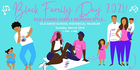 Black Family Day Celebration 2021 tickets