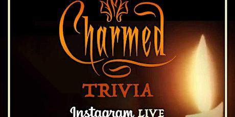Charmed Trivia via Instagram LIVE tickets