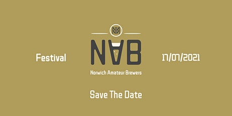 Norwich Amateur Brewers Festival 2021 tickets