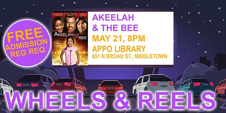 Wheels & Reels: Akeela and the Bee tickets