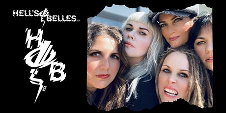 HELL'S BELLES, World Famous All-Female AC/DC Tribute Band tickets
