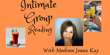 Intimate Group Reading (Everyone gets a reading) tickets