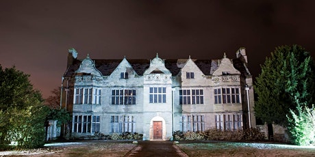 Ghost Hunt At St John's House Warwick tickets
