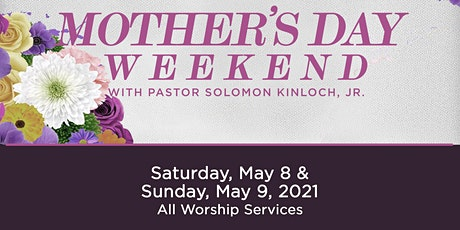 Triumph Church Mother's Day Weekend - North Campus (In-Person & Drive-In) tickets