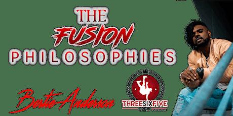 Bertie Anderson's Philosophies tickets