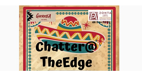 Chatter@TheEdge tickets