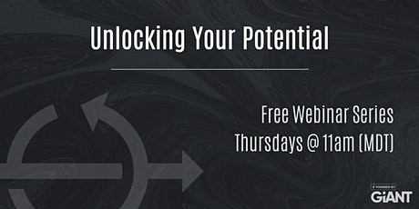 Unlocking Potential | Toolkit Series - Webinar #2 tickets