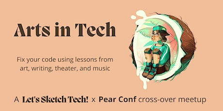 Let's Sketch Tech! MAY 2021 monthly meetup tickets