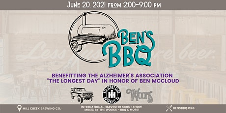 Ben's BBQ :  International Harvester Show, The Wooks, Food, & More! tickets