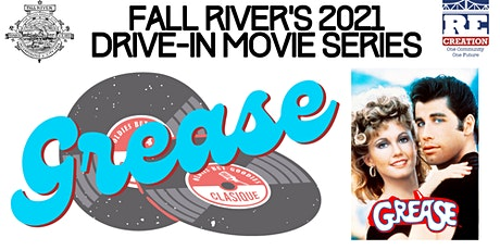 Fall River Drive-In Movie: Grease tickets