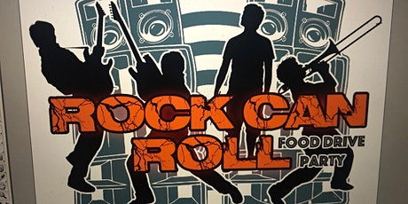 THE 5TH ANNUAL ROCK CAN ROLL FOOD DRIVE PARTY tickets