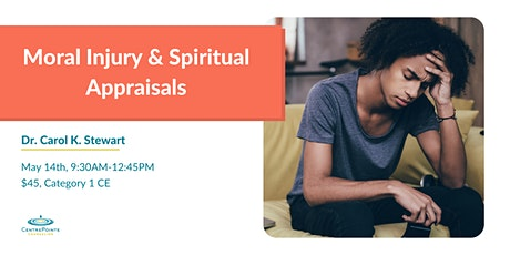 Moral Injury and Spiritual Appraisals tickets