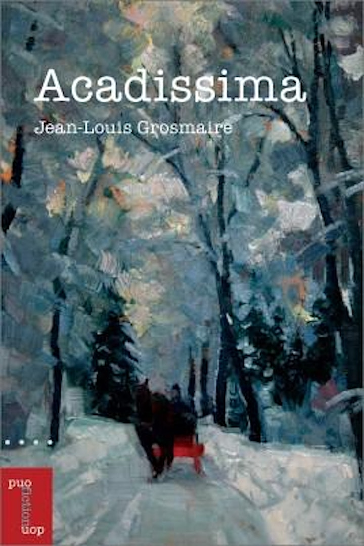 uO BookIn - Acadissima by Jean-Louis Grosmaire (in French) image