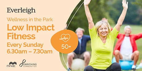 FREE Low Impact Fitness in Everleigh Park tickets