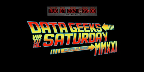 Data Geeks Saturday - Virtual Conference tickets