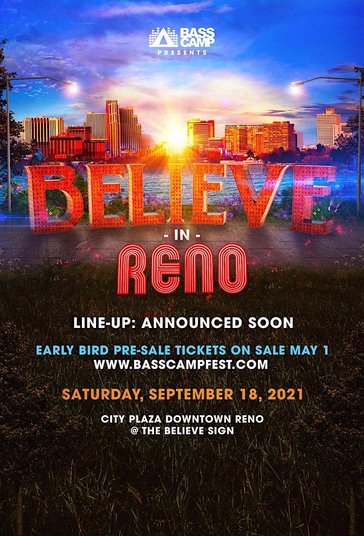 Believe In Reno image