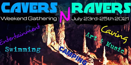 Cavers and Ravers tickets