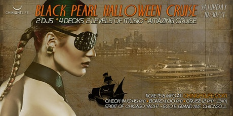 Chicago Halloween - The Black Pearl Yacht Party tickets