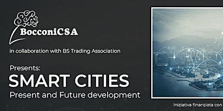 Smart Cities: Present and Future Development tickets