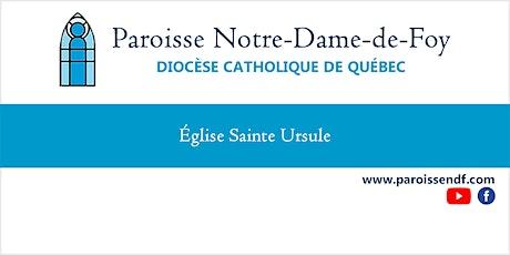 Messe Église Sainte-Ursule - Dimanche - 09 h 30 billets