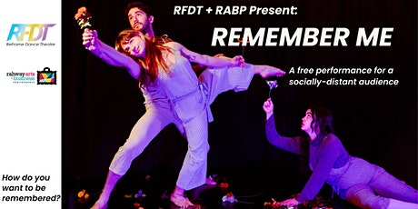 RFDT Presents: Remember Me tickets