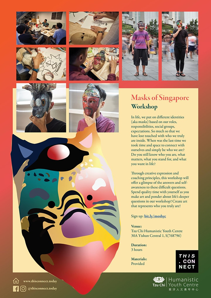 Masks of Singapore (May to August) image