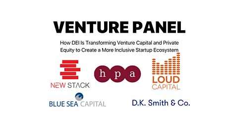 How DEI Is Transforming Venture Capital & Private Equity tickets