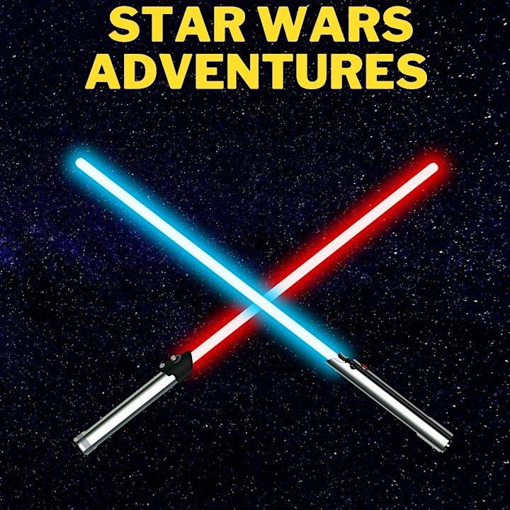 Calgary STEM Summer Camps for Kids! - Star Wars image