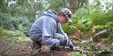Young Wardens at Arger Fen (24 October 21) EOC 2815 tickets