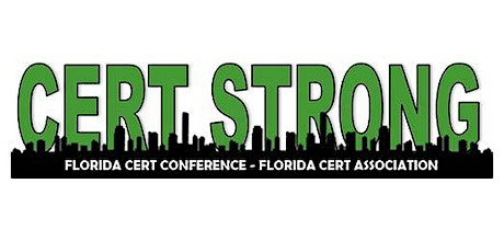 2021 FLORIDA CERT CONFERENCE tickets