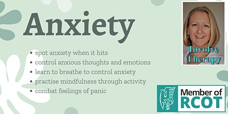 Conquering Anxiety tickets