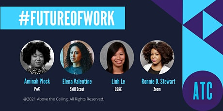 2021 Above The Ceiling Panel - #FutureofWork tickets