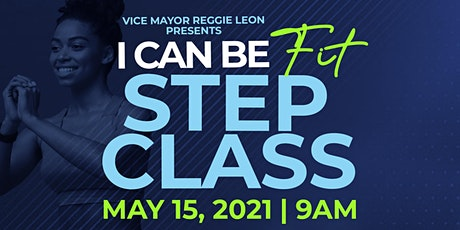 I Can Be Fit Step Class tickets