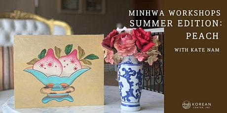 Minhwa (Korean Folk Painting) Workshops _ Peach tickets