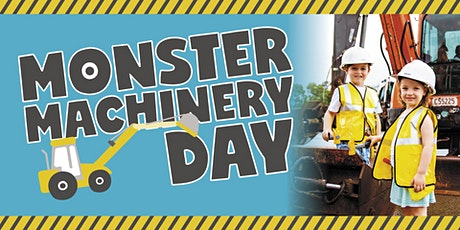 Monster Machinery Day tickets