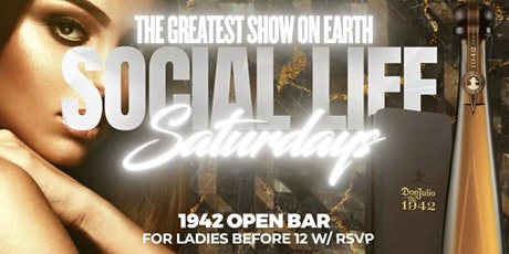 Atlanta's #1 Saturday Night Party! REVEL SATURDAYS HENNESSY OPEN BAR TIL 12 tickets