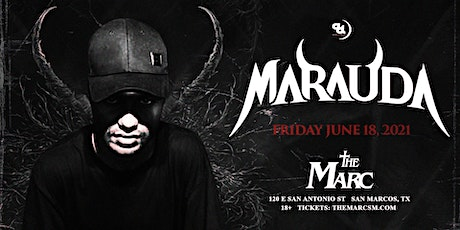 6.18 | MARAUDA | THE MARC | SAN MARCOS TX tickets