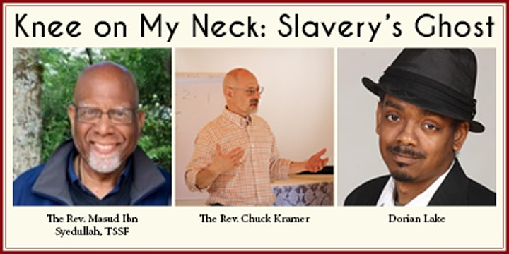 Knee on My Neck: Slavery's Ghost image