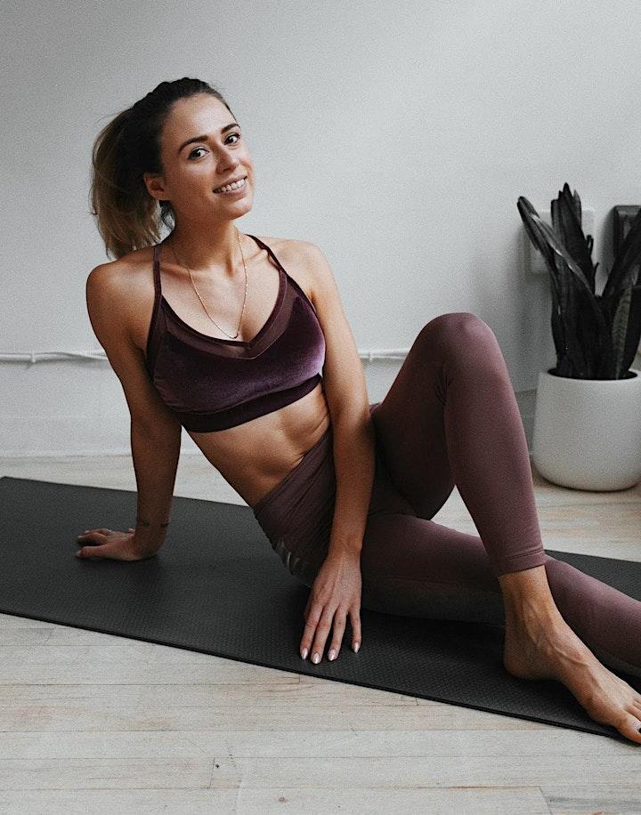 Mat Pilates with Karina Blackwood image